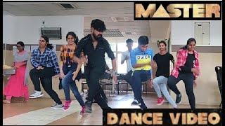 Master- Vaathi coming dance  thalapathy vijay   ft Team Kripa   Nivedita & Vijay prabhakar choreo