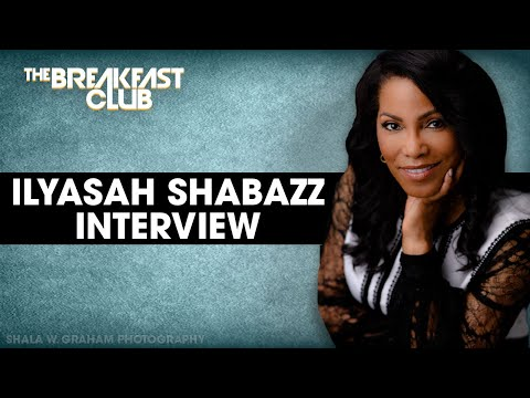 Ilyasah Shabazz on The Breakfast Club