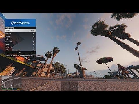 Tutorial: GTA V Fpv Racing Drone Mod and Taranis Setup