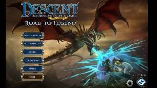 Descent v2 - Road to Legend - Un autre DC coopératif