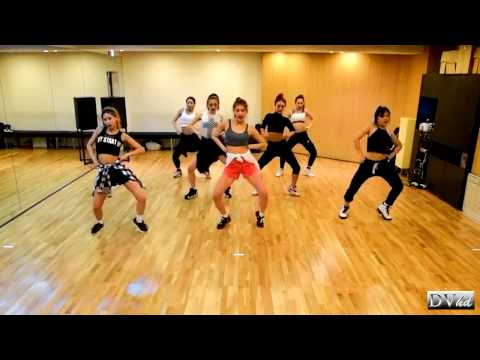 ANDA - Touch (dance practice) DVhd
