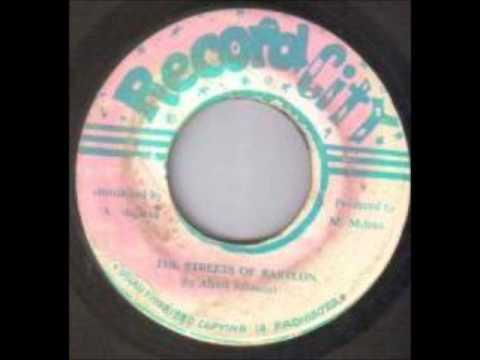 Albert Johnson - The Streets Of Babylon mp3