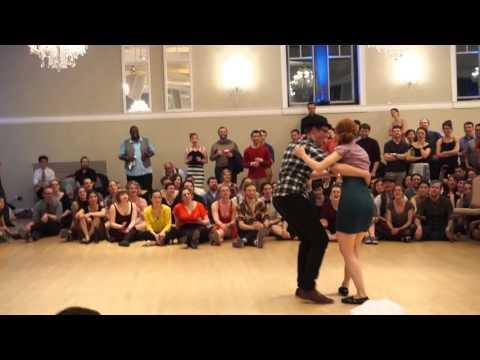 Rachel Stirling & Dan Repsch  AllStar J&J BluesSHOUT! 2016