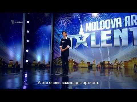 Moldova Are Talent Sezonul 2, Episodul 5 Full Întreg Полный 17.10.2014