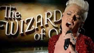 Oscars 2014 : Pink Performs