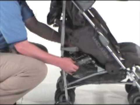 Maclaren Twin Techno Double Baby Stroller Youtube