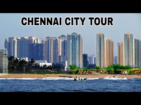 CHENNAI City Full View (2018) Within 5 Minutes| Plenty Facts|Chennai City Tour 2018| Chennai City