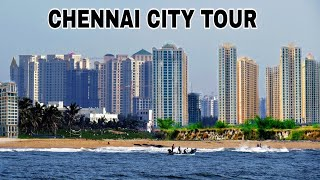 CHENNAI City Full View (2019) Within 5 Minutes| Plenty Facts|Chennai City Tour 2019| Chennai City
