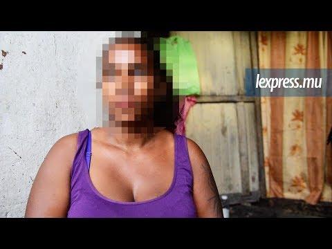 Port-Louis: ses amis la sauvent des coups d'un époux violent