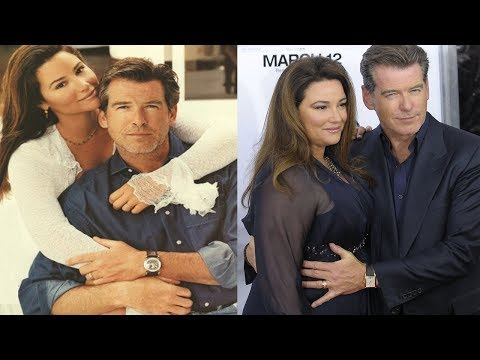 After 25 Years Of Marriage Heartthrob Pierce Brosnan Comes Clean About His Marriage