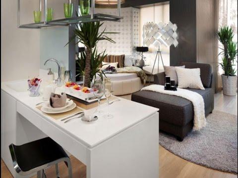 Идеи Дизайна Кухни гостинная #2