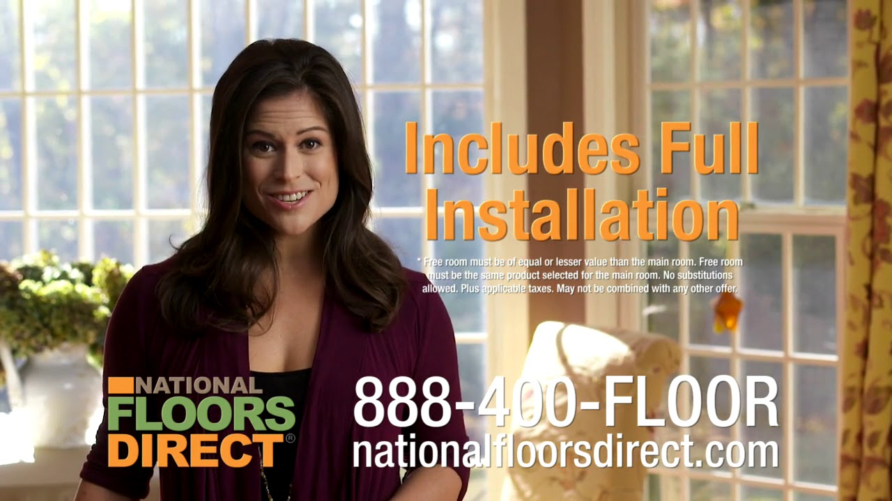 National Floors Direct Tv Commercial