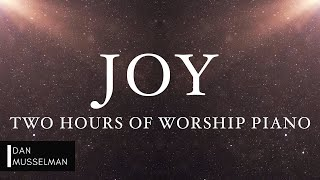 JOY: Two Hours of Worship Piano