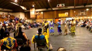Susanville California Powwow 2011 Hand drum 4
