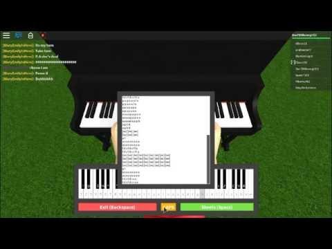Heathens Roblox Virtual Piano Youtube