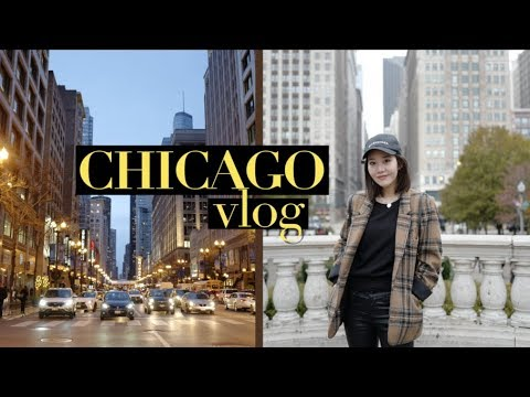 CHICAGO VLOG: Touring the Windy City!