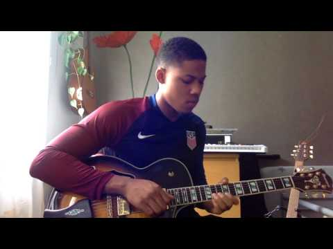 Let me hold you - Bow Wow Ft Omarion (guitar cover)