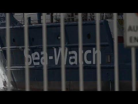 ONGs e governos em confronto sobre resgate no mar