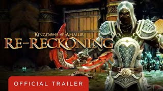 Kingdoms of Amalur: Re-Reckoning - Nintendo Switch Official Announcement Trailer