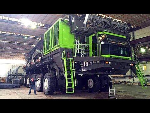 BIGGEST MACHINES YOU'VE EVER SEEN