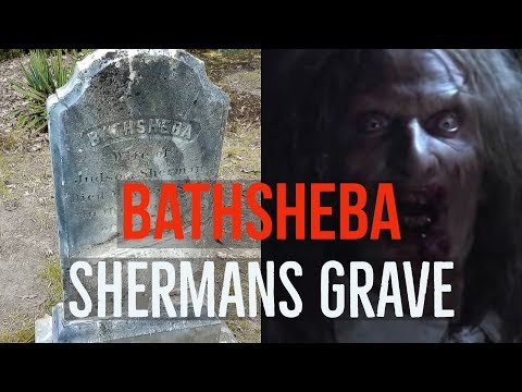 Conjuring Witch is Real  | Ed and Lorraine Warren | Bathsheba Shermans Grave