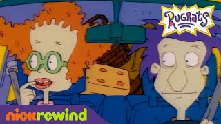 Stu and Didi Make a Wrong Turn | Rugrats | NickRewind