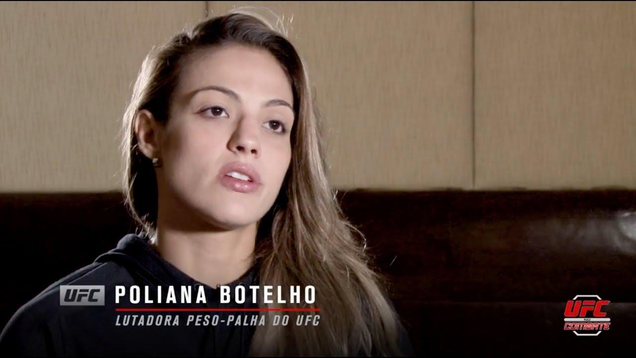 UFC Chile  Poliana Botelho -