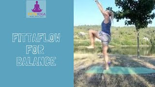 1 hour - YOGA CLASS FOR BALANCE - grounding and strength to support balancing postures