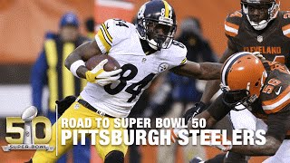2015 Pittsburgh Steelers | Road to Super Bowl 50 | NFL