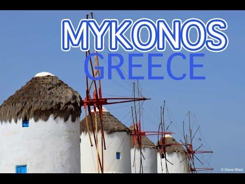 Mykonos, Greece: Guide to Travel Vacation, Urlaub Reisetipps - Travel Food Drink
