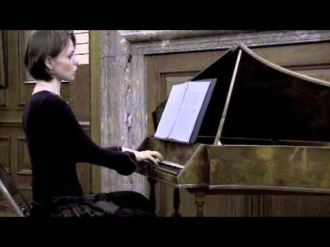 Polish music of the 18th century; Magdalena Baczewska, harpsichord