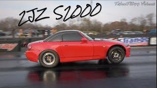 ELEVATED 2JZ S2000 9-Sec Shakedown