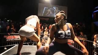 BOOTY: Ass Shaking Contest - TheJumpOff 2013 [EVENT 9/15]