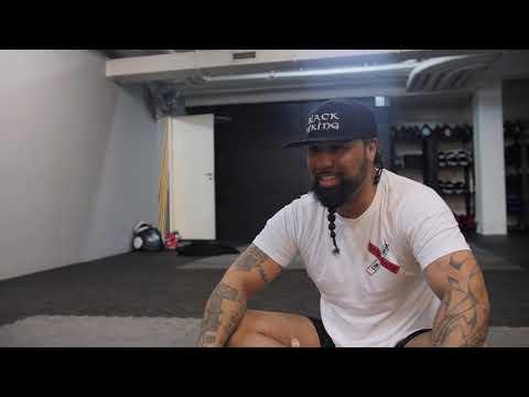 """Svenska MMA-Landslaget: Salif """"The Black Viking"""" Diop"""