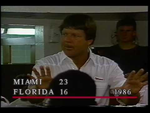 Jimmy Johnson - University of Miami Sports Hall of Fame