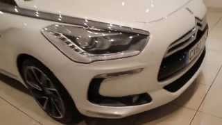 USED CITROEN DS5 2.0 HYBRID4 DSPORT EGS 5DR AUTOMATIC