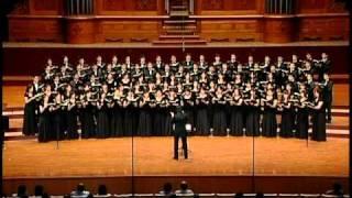 Ave Verum (Edward Elgar) - National Taiwan University Chorus