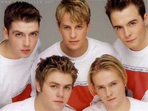 Westlife - If Your Heart's Not In It