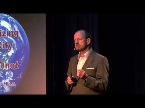 Globalizing home - one millennial at a time: John Girard at TEDxMinot
