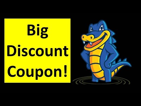 Hostgator Coupon Code For Big Discount – Updated for 2018