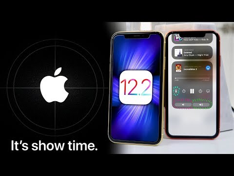 Apple March 25th Event & iOS 12.2 Beta 5 Review!