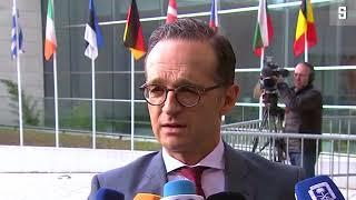Außenminister Heiko Maas  Ohne Russland wird man diesen Konflikt nicht lösen