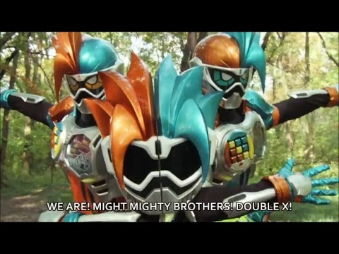 Kamen Rider Ex Aid - Mighty Brothers XX Henshin Sound