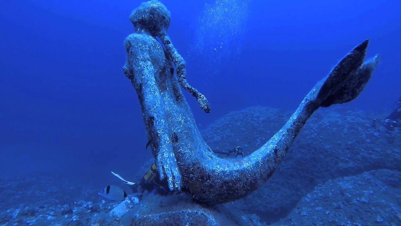 Una sirena nel mare di siracusa youtube - Colorazione sirena pagina sirena ...
