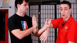 How to Do Bong Sau aka Wing Hand | Wing Chun