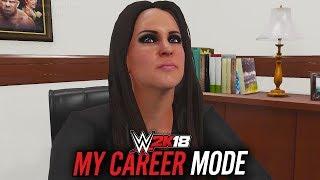 WWE 2K18 My Career Mode - Ep 20 - SIDING WITH THE COMPANY?!!