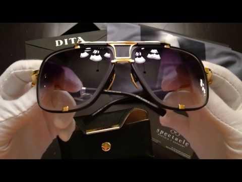 Dita Mach 5 Sunglasses Unboxing @Spectacle Las Vegas Eyecare + Eyewear