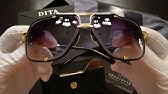 ca52298121bd Dita Grandmaster 5 Sunglasses Piccadilly Opticians Birmingham - YouTube