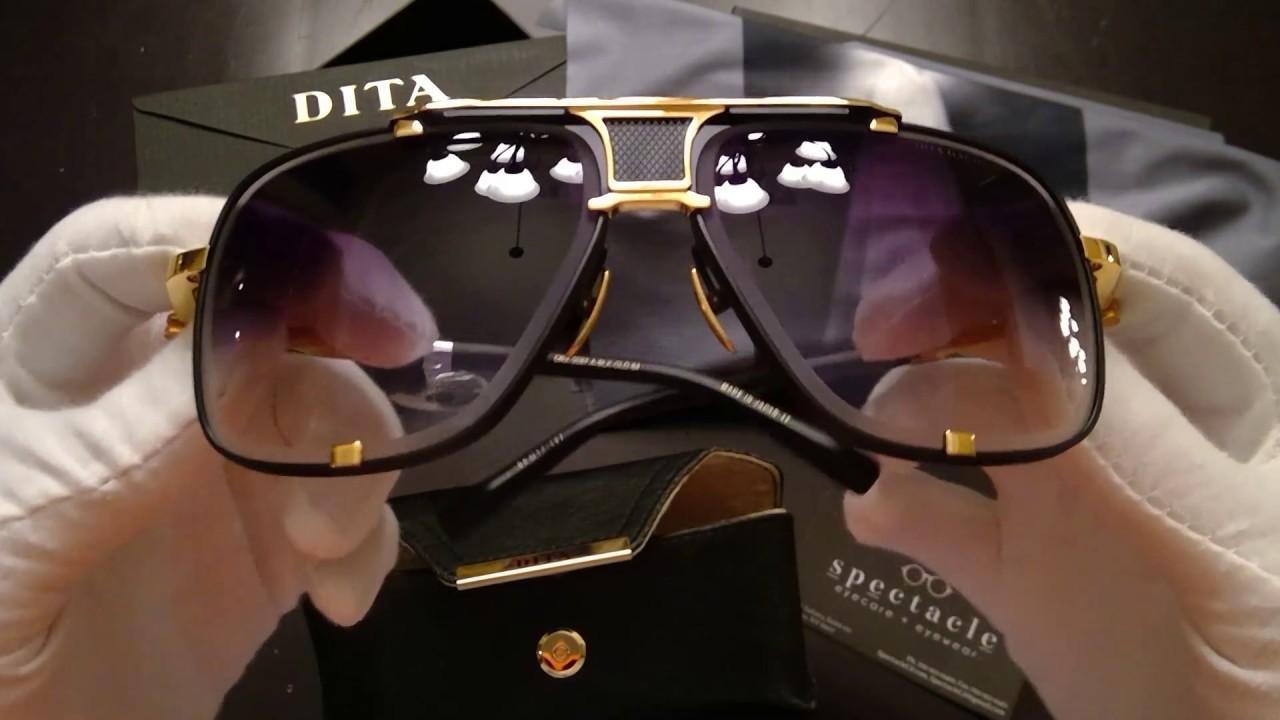15de9efc398 Dita Mach 5 sunglasses unboxing  Spectacle Las Vegas Eyecare + Eyewear