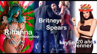 FARANDULIANDO: Brintney es atacada, Riahanna alborota las redes y Kylie Jenner celebra 20 años